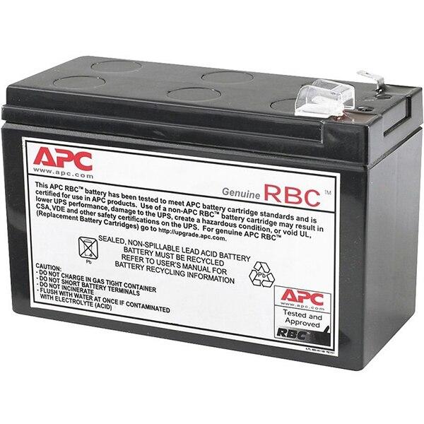 Fotografie Acumulator UPS APC RBC110, pentru BX650CI, BX650CI-GR, BR550GI