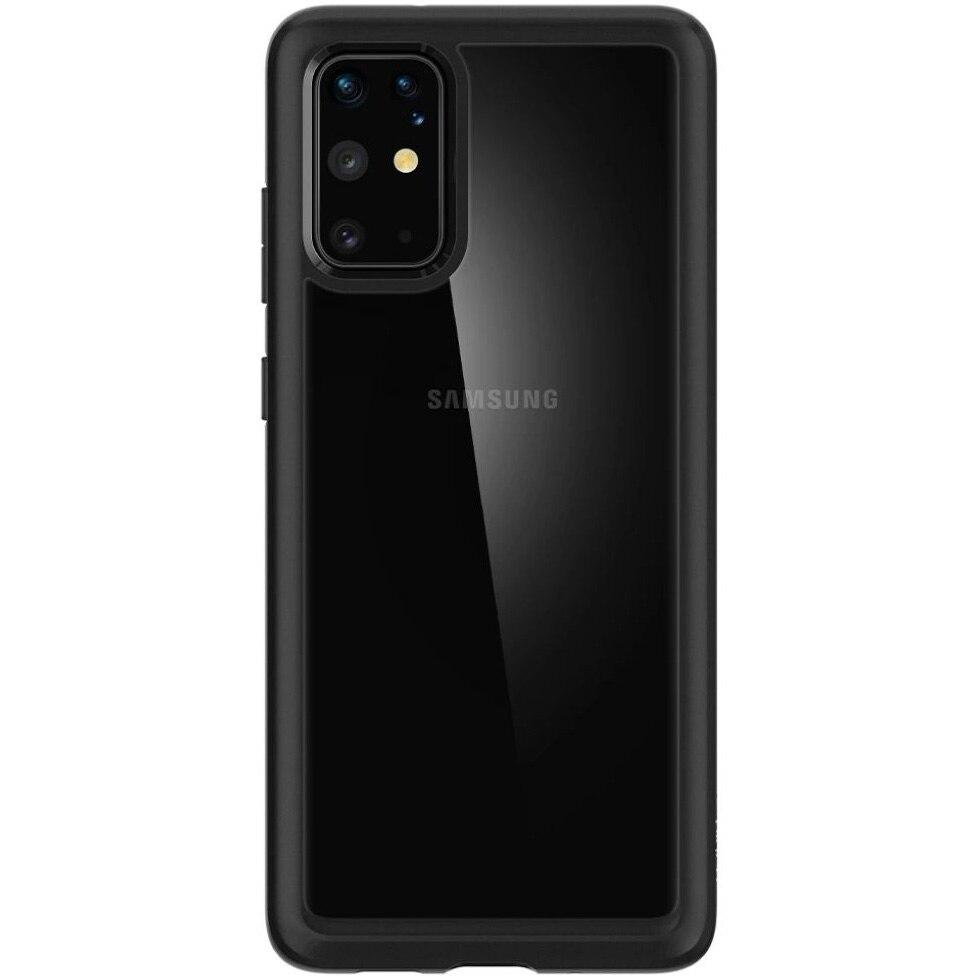 Fotografie Husa de protectie Spigen Ultra Hybrid pentru Samsung Galaxy S20 Plus, Black