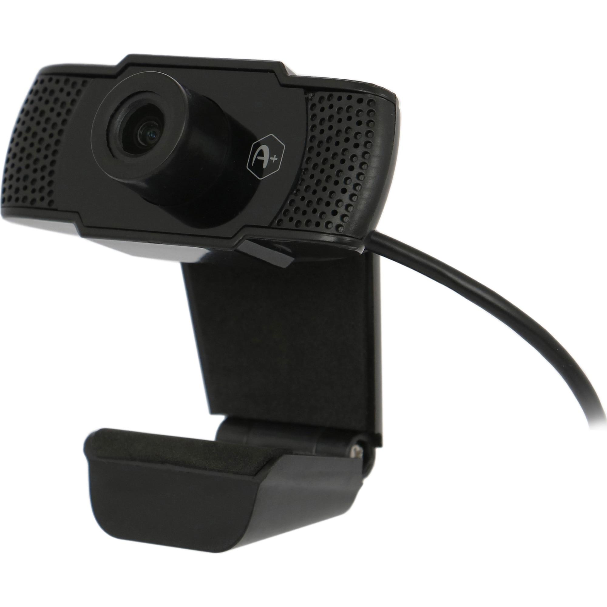 Fotografie Camera Web A+ CW30, microfon, full HD 1080P, plug and play
