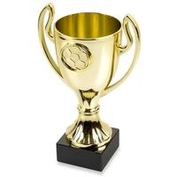 Златна купа JMB, Пластмасова основа, 19.5 cm.