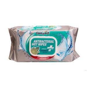 Antibakteriális nedves törlőkendő felületfertőtlenítésre