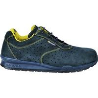 Обувки половинки Cofra GUERIN S1P SRC, с бомбе и пластина, Сив, Размер 37