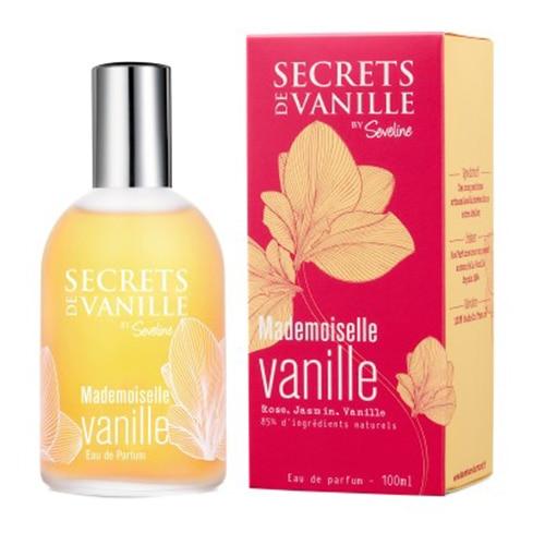 Secrets de Vanille - Mademoiselle Vanille Eau de Parfum 100ml