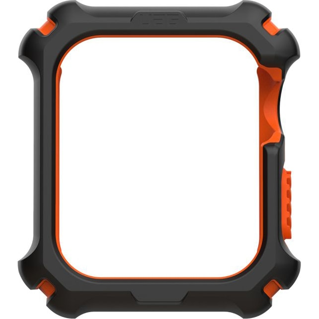 Fotografie Carcasa UAG pentru Watch Case Apple Watch 5 / 4, 44mm, Black/Orange