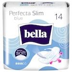 Дамски превръзки Bella Perfecta Slim Blue Extra Soft, 14 броя