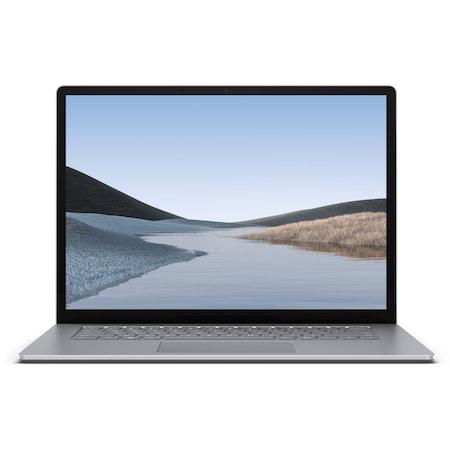 Лаптоп Microsoft Surface Laptop 3 с AMD Ryzen 5 3580U (2.1/3.7GHz, 4M), 8 GB, 128GB SSD, AMD Radeon Vega 9, Windows 10 Home 64-bit, сребрист