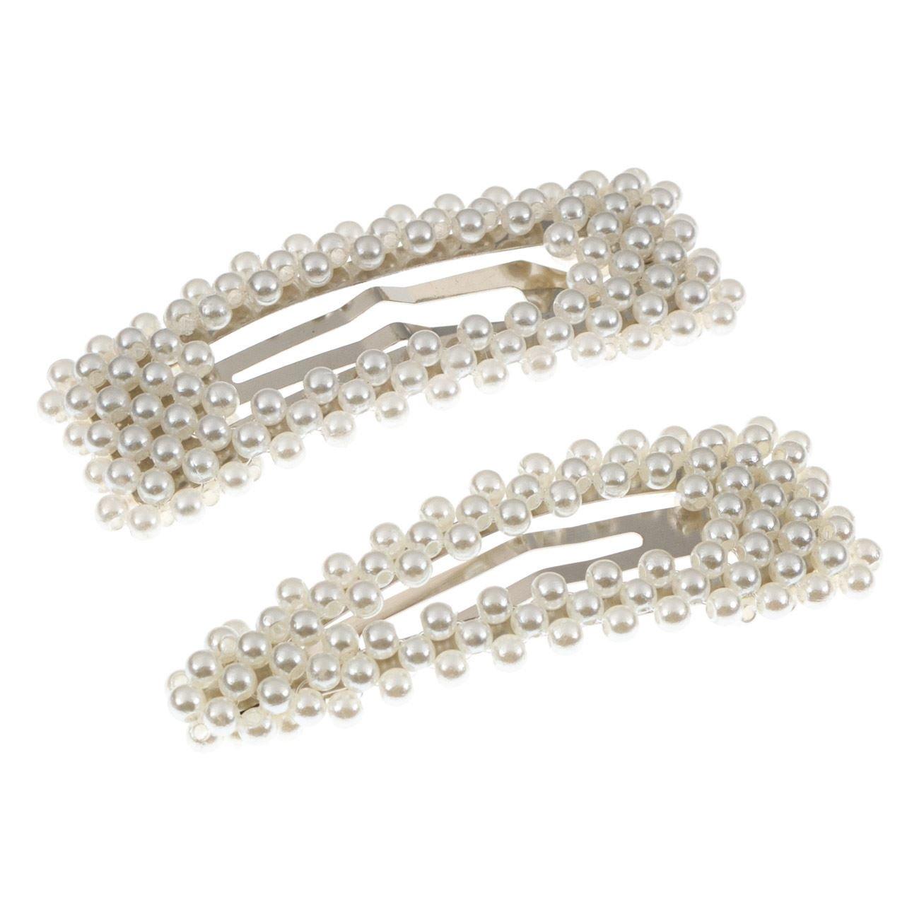 Perle sticla, albe, 6mm 10 buc