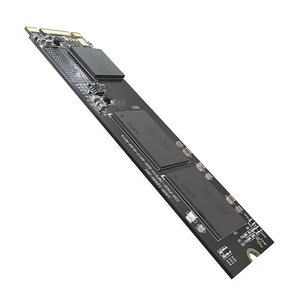 Fotografie Solid State Drive (SSD) Hikvision E100N, 512GB, M.2, SATA III