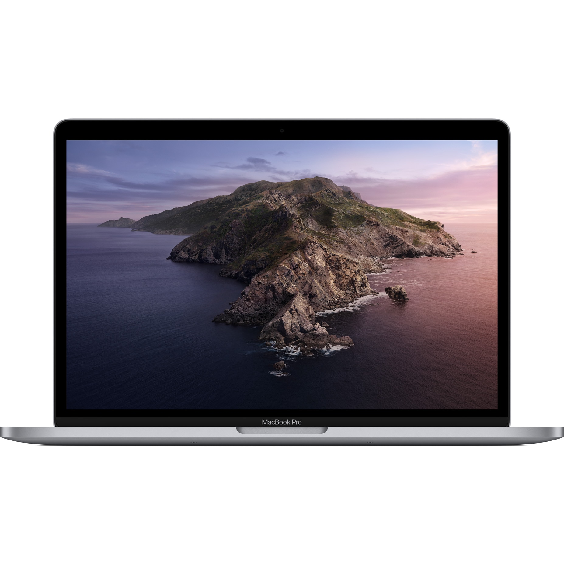 "Fotografie Laptop Apple MacBook Pro 13"" 2020 Touch Bar, procesor Intel® Core™ i5 2.0GHz, 16GB, 512GB SSD, Intel Iris Plus Graphics 128MB, Space Grey, INT KB"