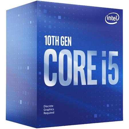 Procesor Intel® Core™ i5-10400F Comet Lake, 2.9GHz, 12MB, fara grafica integrata, Socket 1200