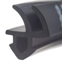 Garnitura etansare termopan Rehau, Ramplast, VIVA Plast, Profilink, Extruplast, KMG, tamplarie PVC, clasa A, de bataie, negru, 1 ml