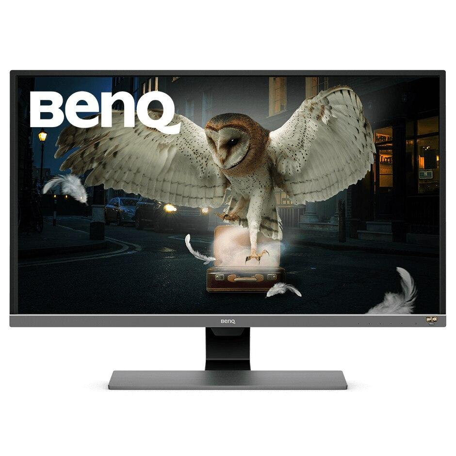 "Fotografie Monitor LED VA Benq 31.5"", 4K UHD, DisplayPort, USB Type-C, FreeSync, Vesa, Argintiu"