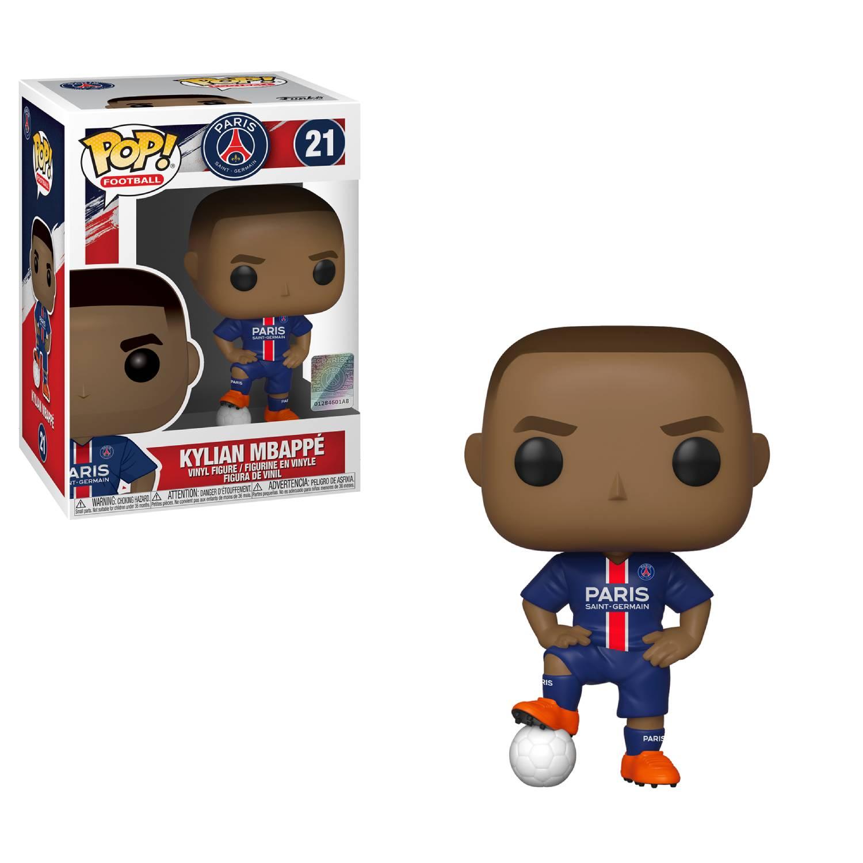 Fotografie Figurina Funko POP! Football - PSG, Kylian Mbappé 21