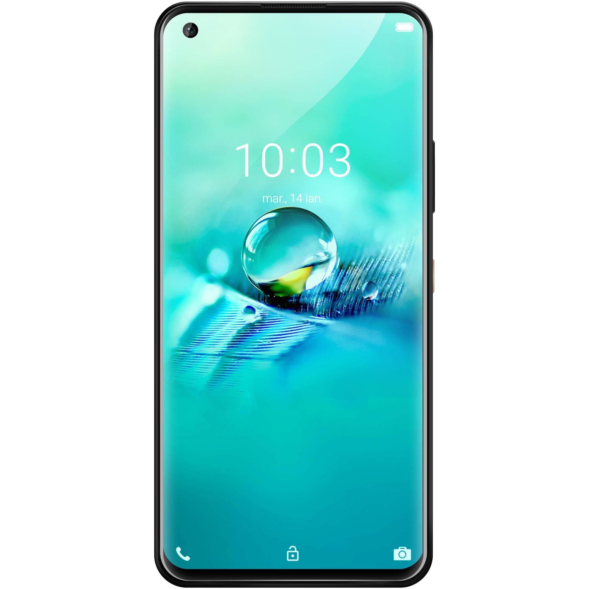 Fotografie Telefon mobil Allview Soul X7 Pro, Dual SIM, 64GB, 4G, Negru