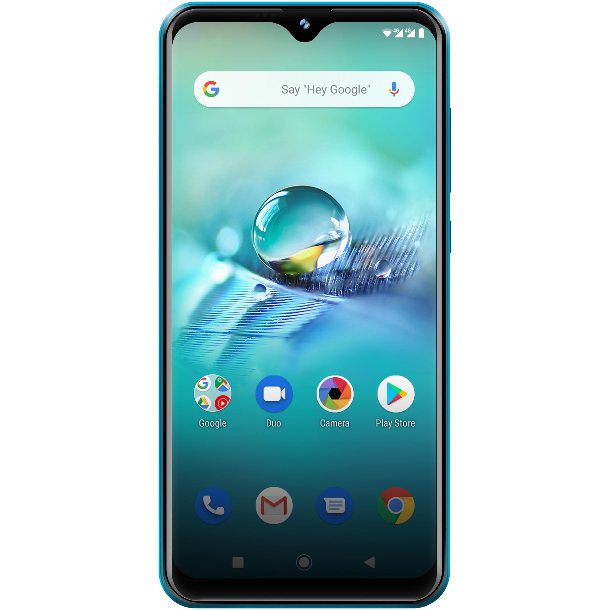 Fotografie Telefon mobil Allview Soul X7 Style, Dual SIM, 64GB, 4G, Turcoaz