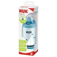 NUK Junior Bögre push-pull rendszerrel, 36 hó+, 300 ml, Kék