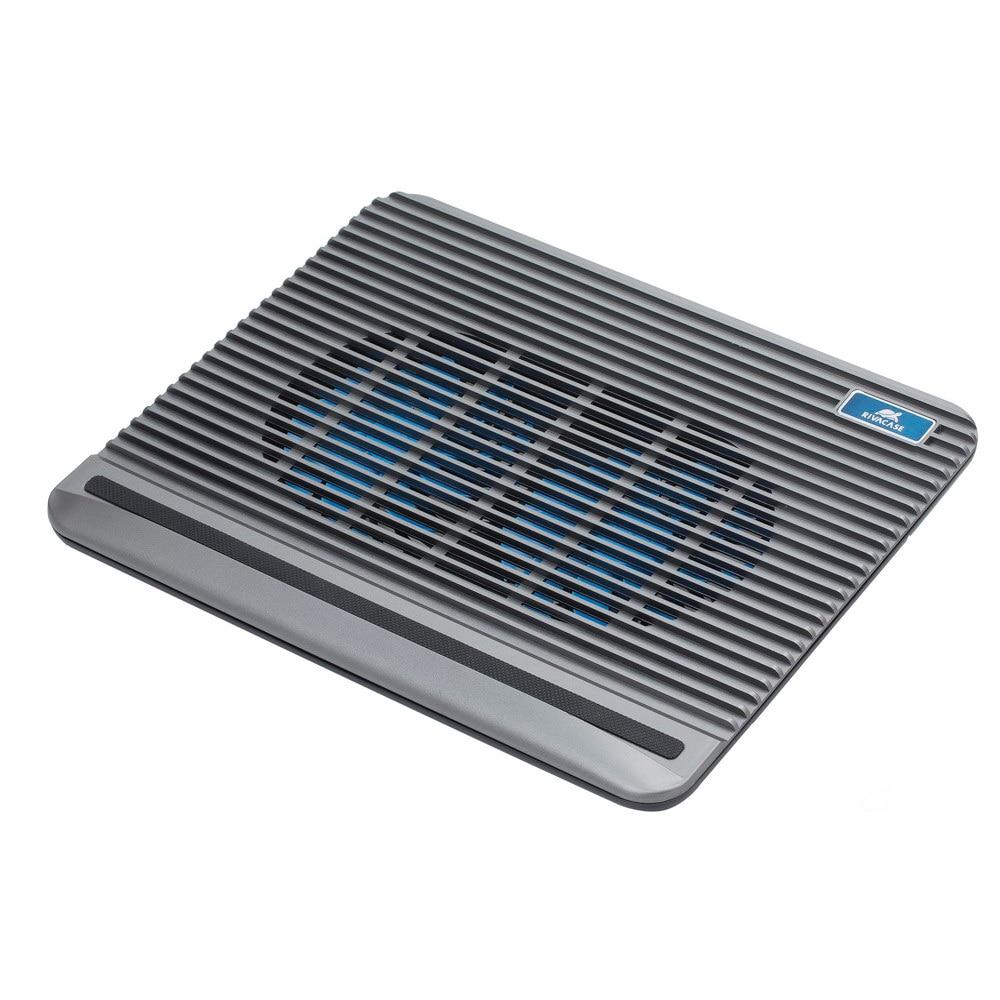 Fotografie Cooler laptop Rivacase 5555 Silver 15,6''