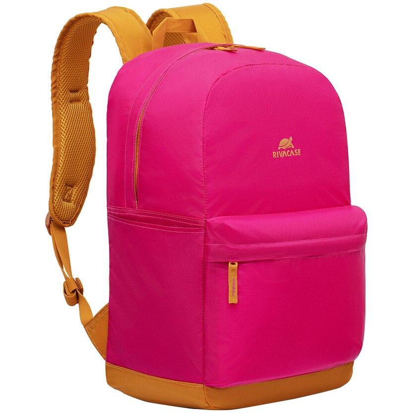 Fotografie Rucsac laptop Rivacase urban 5561 pink 15,6'',24L