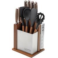 Комплект ножове и прибори за готвене Soltau CS&Sohn Solingen, 12 части