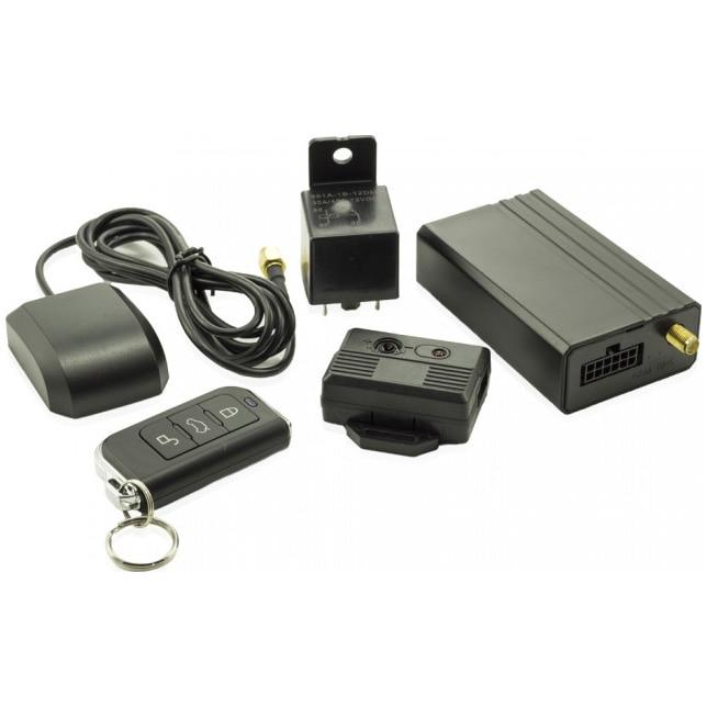 Fotografie Sistem de alarma cu GPS Carguard