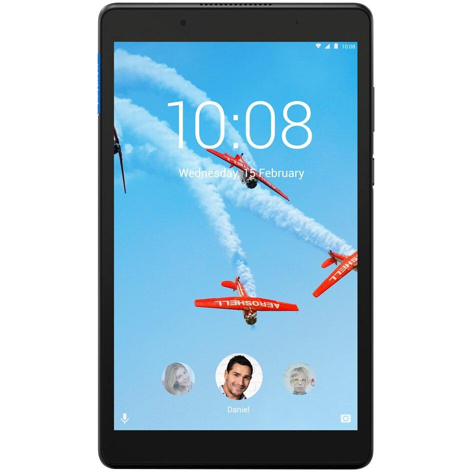 "Fotografie Tableta Lenovo TB-8304F1, Quad-Core, 8"", 1GB RAM, 16GB, Wi-Fi, Black"