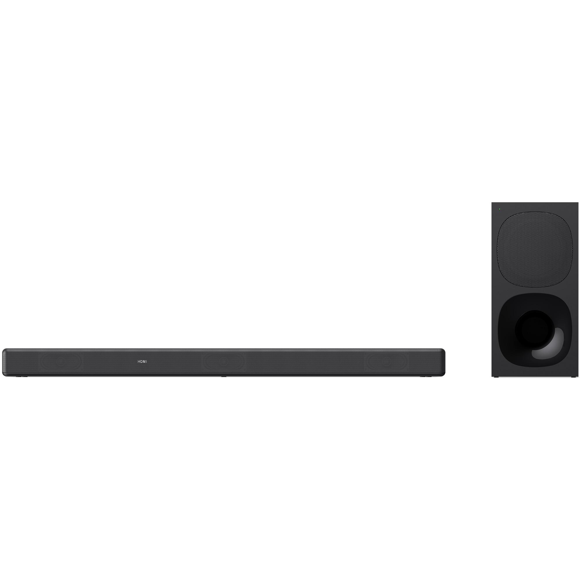 Fotografie Soundbar Sony HT-G700, 3.1, Dolby Atmos, DTS:X, 4K HDR, 400W, Vertical Surround Engine, Subwoofer wireless, Bluetooth, Negru