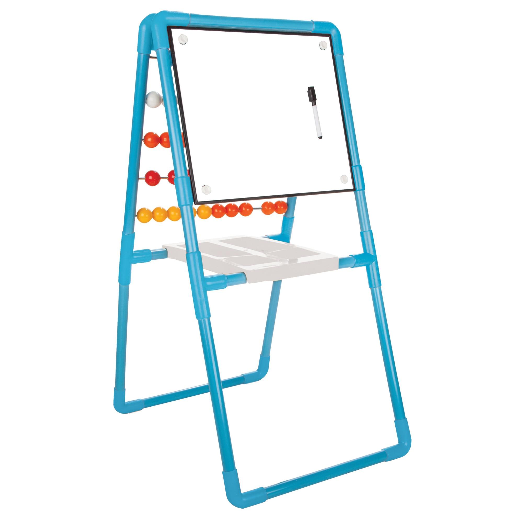 Fotografie Tablita pentru desen Pilsan cu numaratoare, albastru