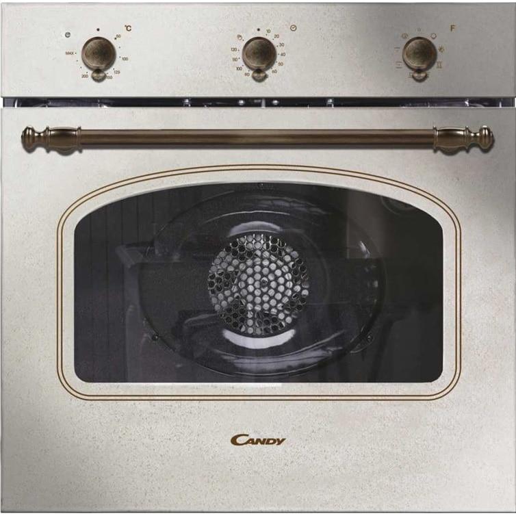 Fotografie Cuptor incorporabil Candy FCC 603 AV/E, Electric, 65 l, Autocuratare catalitica, Timer, Grill, Soft Cook, Clasa A+, Avena
