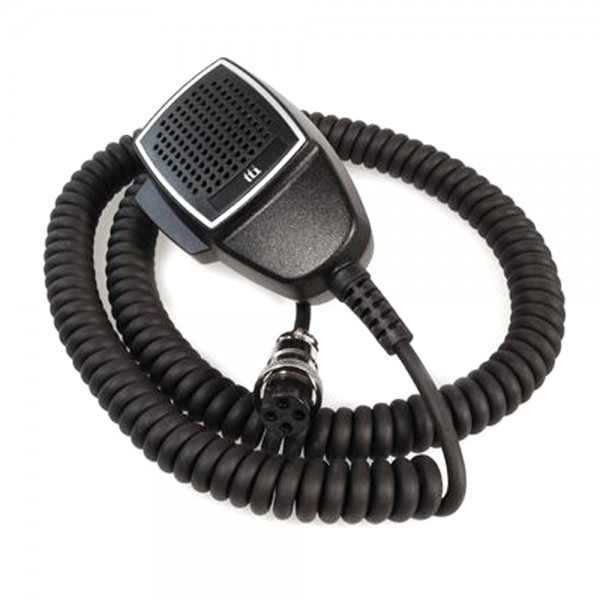 Fotografie Microfon TTi AMC-5011 cu 4 pini pentru statie radio TCB-550/550HP/1000 si Alan 100 B C442.09