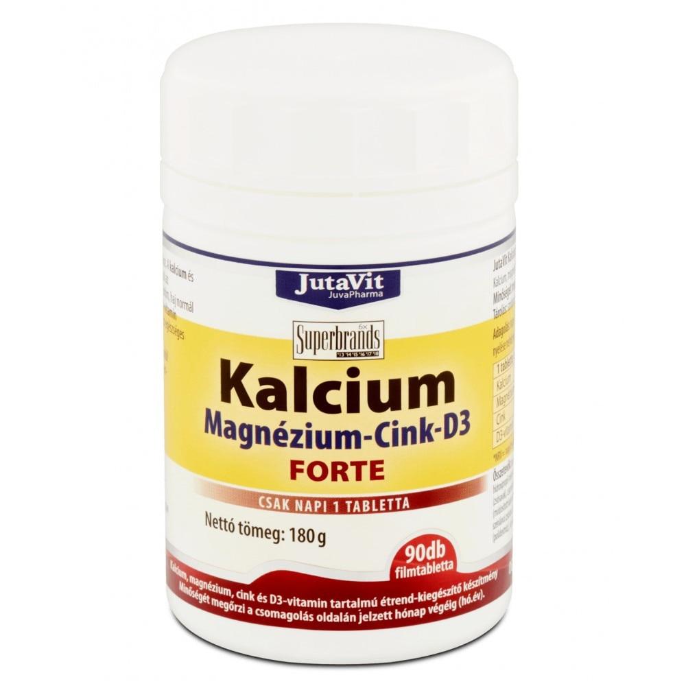 Calciu + Magneziu + Zinc + Vitamina C Forte 20 plicuri