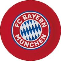 FC Bayern München Papírtányér 8 db-os 23 cm DPA9906506