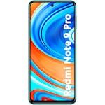Telefon mobil Xiaomi Redmi Note 9 Pro, Dual SIM, 128GB, 6GB RAM, 4G, Tropical Green