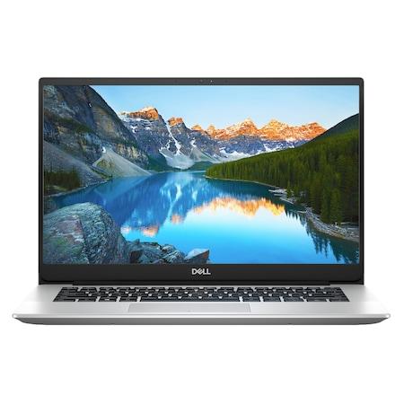 Лаптоп Dell Inspiron 5490 с Intel Core i7-10510U (1.80/4.90 GHz, 8M), 8 GB, 512GB M.2 NVMe SSD, NVIDIA MX230 2 GB GDDR5, Windows 10 Pro 64-bit, сребрист