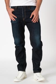 Diesel, Прави дънки D-Vider с 5 джоба, Тъмносин