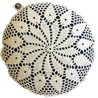 perne decorative crosetate manual
