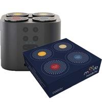 Moodo fekete aromaterápiás diffúzor Cozzy Junior csomag