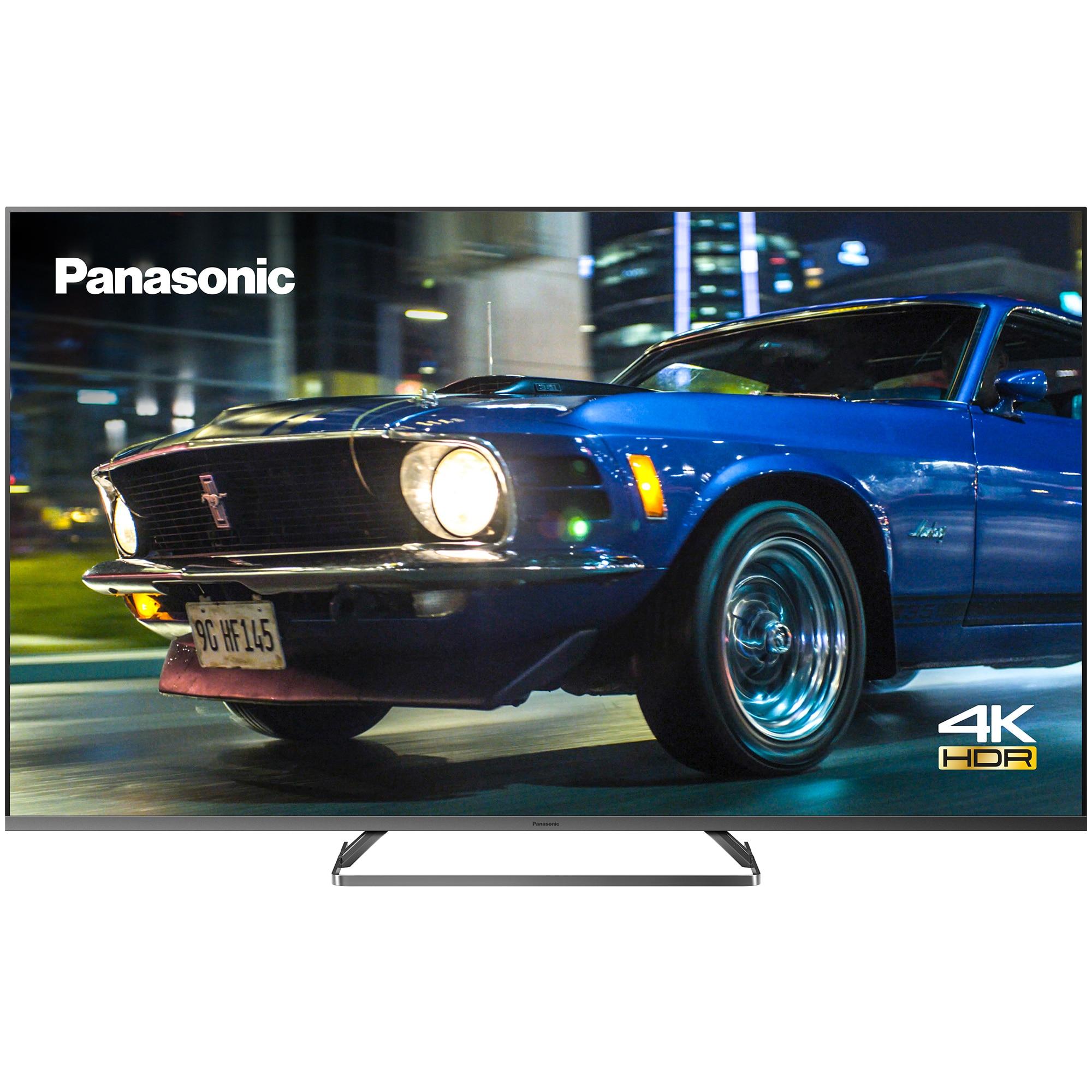 Fotografie Televizor Panasonic TX-50HX810E, 126 cm, Smart, 4K Ultra HD, LED, Clasa A+