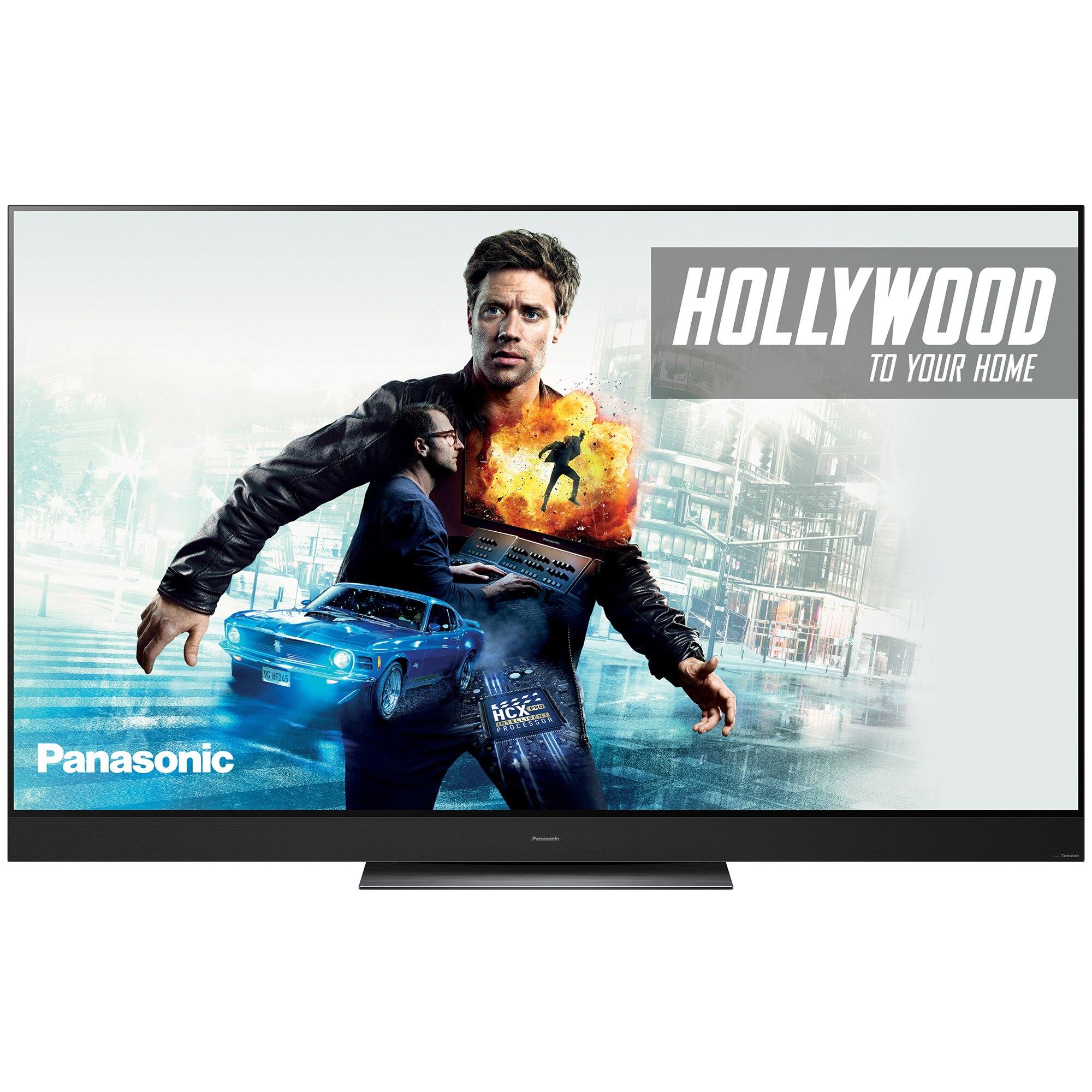 Fotografie Televizor Panasonic TX-65HZ2000E, 164 cm, Smart, 4K Ultra HD, OLED, Clasa A