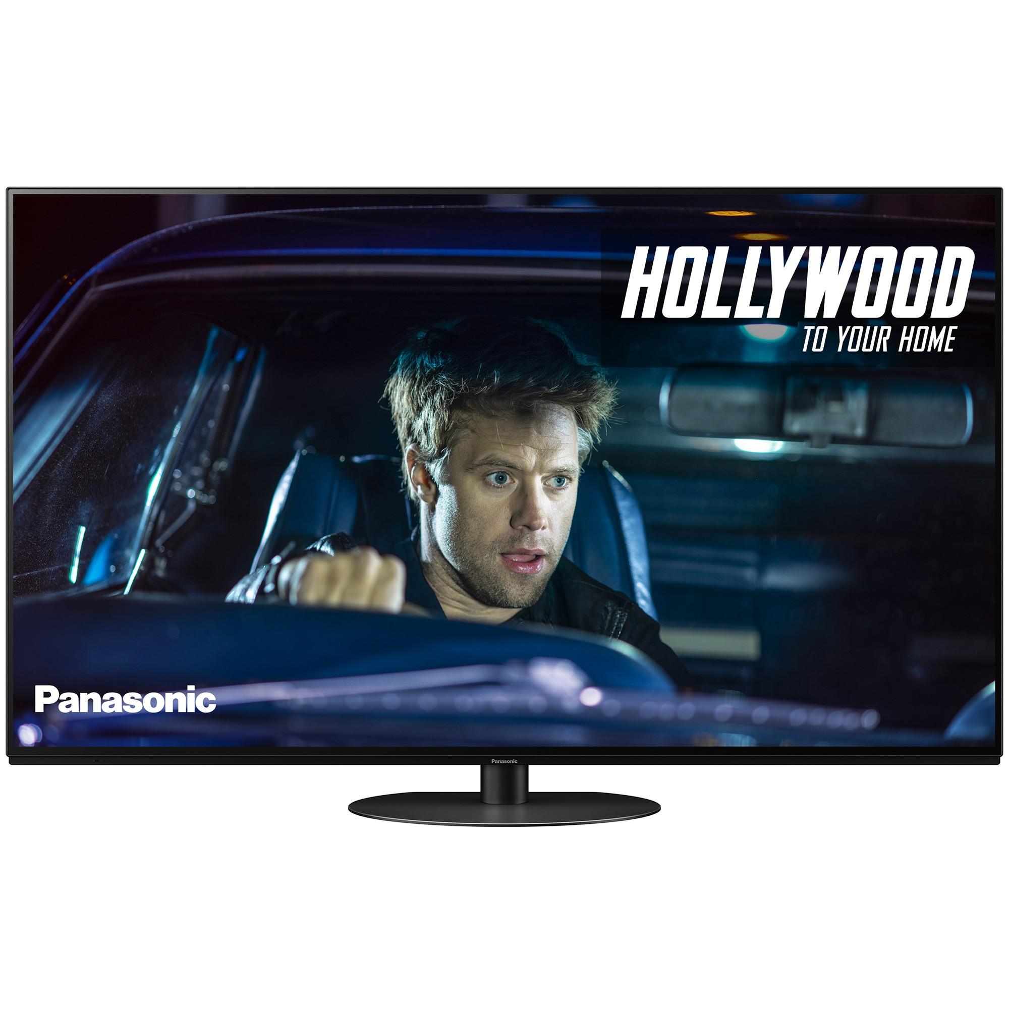 Fotografie Televizor Panasonic TX-55HZ980E, 139 cm, Smart, 4K Ultra HD, OLED, Clasa G
