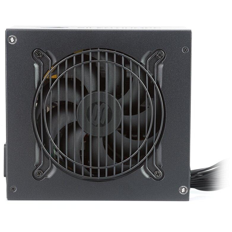Fotografie Sursa semi modulara SilentiumPC Vero M3, 80 PLUS® Bronze, 600W, PFC Activ, DC to DC