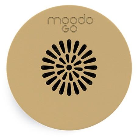 MoodoGo autós illatosítóba Grandma Vanilla illatkapszula, illóolaj