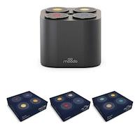 Moodo elektromos aromaterápiás illatosító kezdő csomag