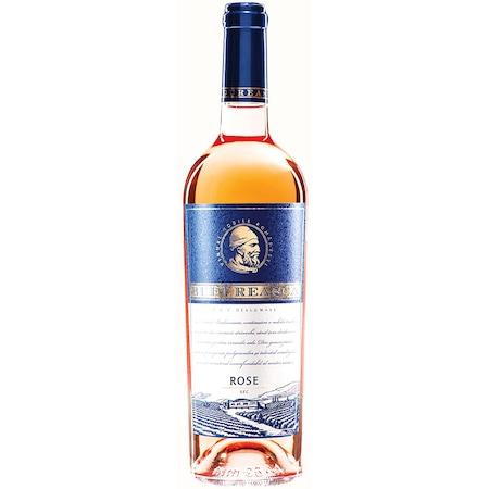 Vin Rose Budureasca Premium, Sec, 0.75l