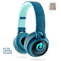 PowerLocus Non Buddy Bluetooth fejhallgató,40 óralejátszási idő, ,vezeték nélküli fül köré illeszkedő összehajtható