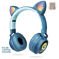 PowerLocus Buddy Bluetooth fejhallgató,40 óralejátszási idő, ,vezeték nélküli fül köré illeszkedő összehajtható - Szin