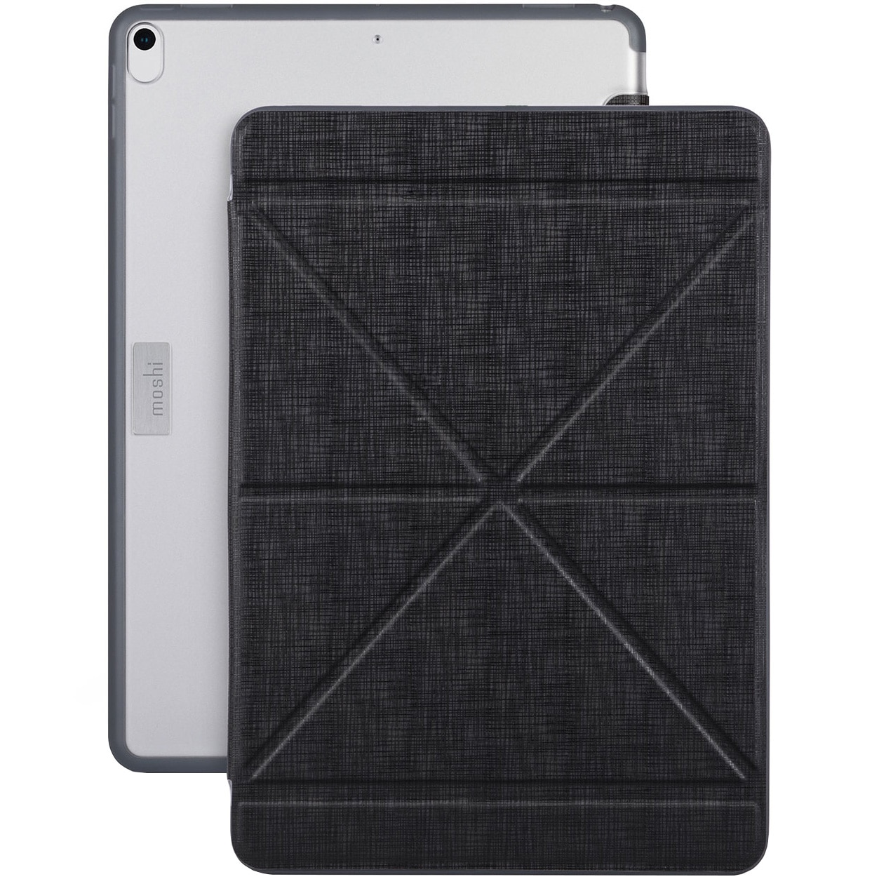 Fotografie Husa de protectie Moshi VersaCover pentru iPad Pro 10.5/Air, Black