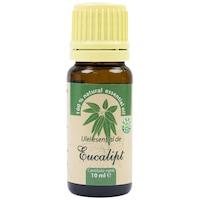 Ulei esential de Eucalipt (eucalyptus globulus), 100% pur fara adaos, 10 ml
