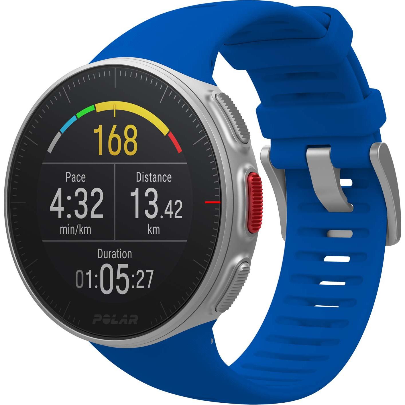 Fotografie Ceas smartwatch Polar Vantage V, GPS, Blue