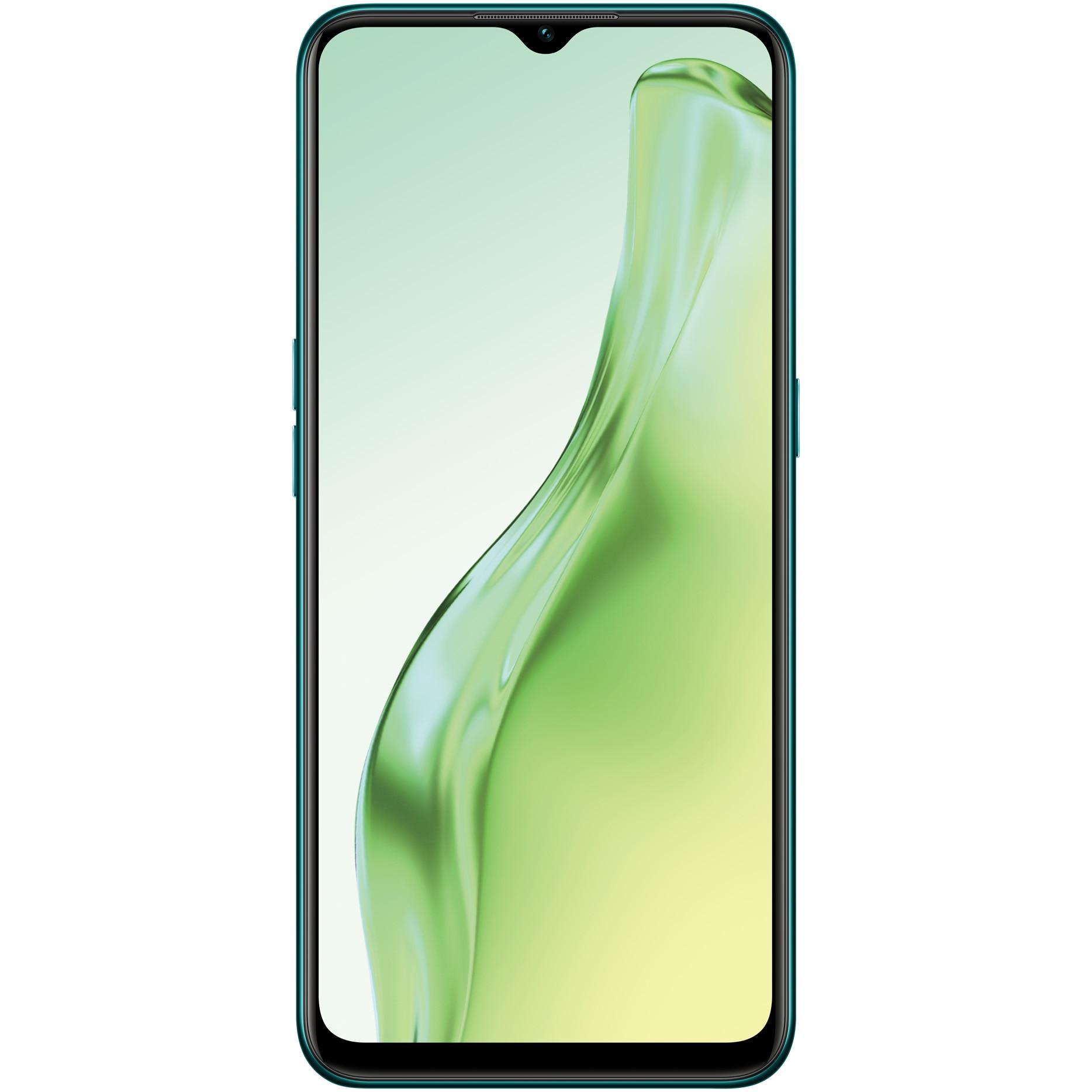 Fotografie Telefon mobil Oppo A31, Dual SIM, 64GB, 4G, Lake Green