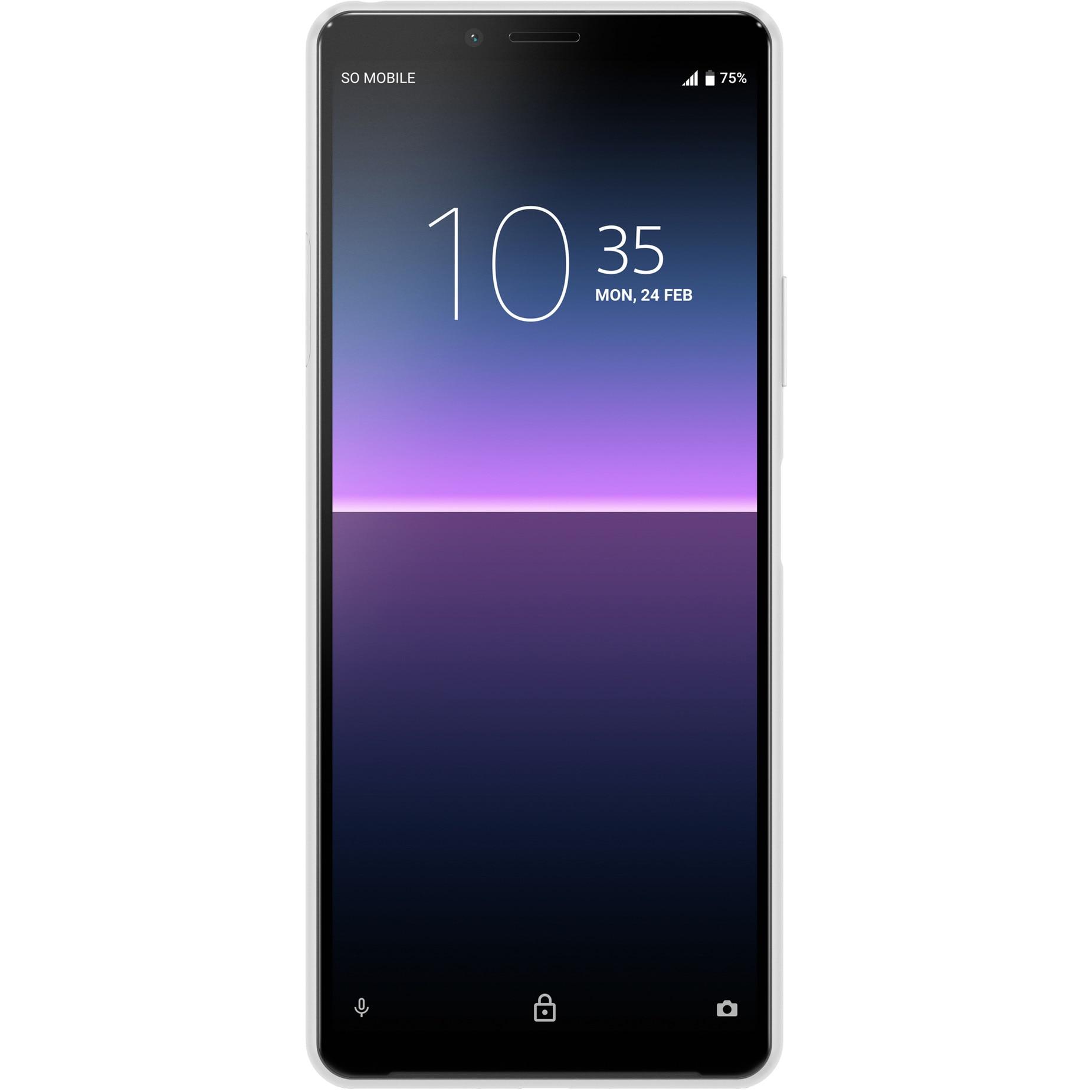Fotografie Telefon mobil Sony Xperia 10 II, Dual SIM, 128GB, 4G, White